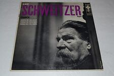 Albert Schweitzer~Franck: Chorale No. 1, No. 2, & No. 3~Columbia~FAST SHIPPING