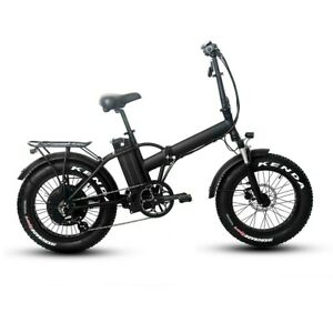 Electric Bike, Folding Compact, 1000W, 48v, 13ah, 20inch Wheels. Range 31-60 km