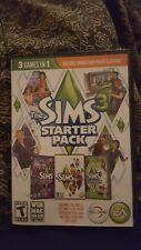 The Sims 3: Starter Pack w/ Late Night & High-End Loft PC-DVD MAC Computer