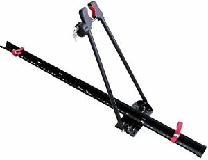 Swagman 64720 Upright Roof Mount Bike Rack - Black