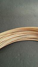 Thermax   RG178 Teflon Coax Cable MIL- RG-178  50 FT   (50 ohm)