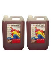 2 X 5L RELANCER HEAVY DUTY BOUNCY CASTLE / INFLATABLE CLEANER / DEGREASER (10L)