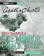 Agatha Christie - The Mirror Crack'd  -  (Audio Book 2005) - FREE POSTAGE**
