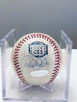 "Derek Jeter, Game Used & Signed ""Yankee Stadium Final Season"" Autograph Baseball"