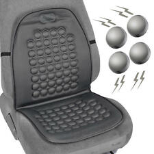 Magnetic Bubble Seat Cushion Massage Therapy Beads Car Auto Home Office Gray