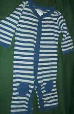 OLD NAVY COVERALL INFANT BOYS 6 -12 MO'S...........GOOD CONDITION