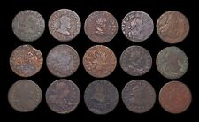 FRANCE. Louis XIII, 1610-1643, Double Tournois, Lot of 15