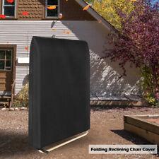 Rattan Sun Lounger Cover Garden Waterproof  Zero Gravity Reclining Chair Outdoor