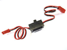 RX on/off switch An/Aus Schalterkabel Schalter Powerschalter Lipo 2x JST Stecker