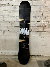 Snowboard Rome Mod Rocker 153cm New/neuve