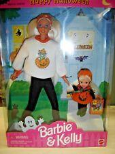 Barbie & Kelly 1996 Happy Halloween    9110A