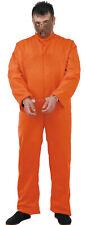 Déguisement Homme PRISONNIER HANNIBAL Orange XL Cinéma Clips Jackson NEUF