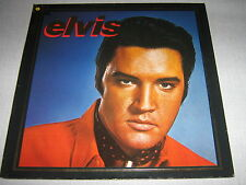 ELVIS PRESLEY 33 TOURS FRANCE ALBUM OR