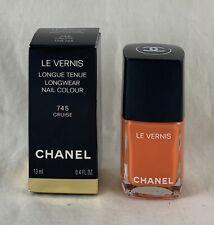 Chanel Le Vernis Longwear Nail Colour 745 CRUISE 13 mL / .4 Fl Oz NEW IN BOX
