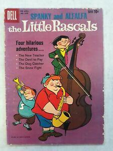 Dell Four Color Comics 1079 The Little Rascals