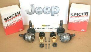 Jeep JK Wrangler 2007-2018 Dana 44 Ball Joint Kit OEM Dana Spicer