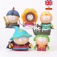 South Park 2 Action Figures Toys Collection Stan Kyle Kenny Leopard 5pcs/Set