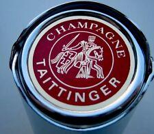 TAITTINGER CHAMPAGNE BOTTLE STOPPER BOUCHON BRAND NEW.