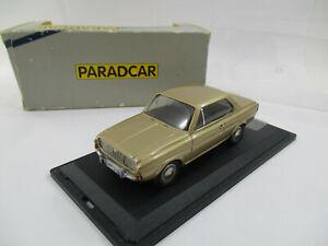 FORD TAUNUS 1950/51 Gold PARADCAR 1/43