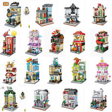Loz Nano Micro Building Blocks DIY Toys Model Street mini Boys and girls Gift