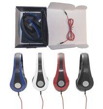 Over-Ear 3.5mm Earphones Headphones model 71 for iPod iPhone MP3 PC Music + BAG