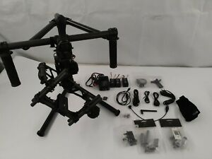 Freefly Movi M5 Camera Support Stabilizer Extra Batteries & O-Ring Kit No Remote