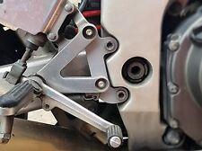 Rearsets Riser Plates Honda CBR900RR CBR900 Fireblade 1996 - 1999  LIFE WARRANTY