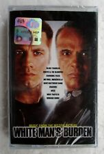 WHITE MAN'S BURDEN Movie Soundtrack OST 1995 Cassette Tape Brand New Sealed