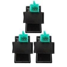 3x CDI Unit 5 Pin Male Plug Ignition Box For 50cc-125cc ATV Go Kart Dirt Bike