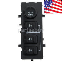 New Auto 4WD 4x4 Selector Switch for GM & Chevrolet 19259313 12318750 15136039