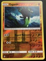 Carte Pokemon ZYGARDE 72/131 Rare REVERSE Soleil et Lune 6 SL6 FR NEUF