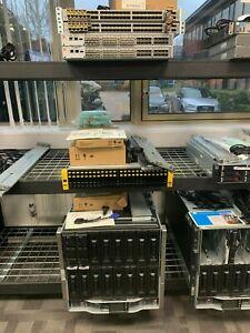 HPE 3PAR 8200 50TB SSD SAN/C7000 G3 Blade / 40GB Nexus >VMware Essentials Bundle