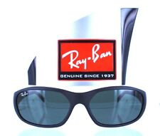 Ray-Ban Daddy O Sunglasses RB 2016 W2578 Matte Black / Green Lens Rb2016