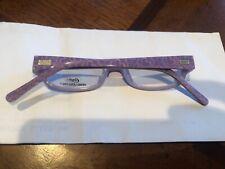93eb7b6ed2f1 Brand new Designer Candies glasses eyeglasses Nicolette purple never worn  hearts