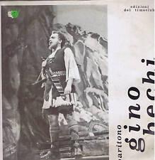 GINO BECHI - 2 LP edizioni del timaclub tima 46 - RARE mint