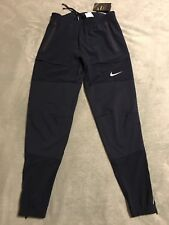 Nike Shield Running Division Pants Men's Sz X-Large XL Obsidian Blue 912993 451