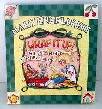 Mary Engelbreit Wrap it UP Gifts Make Give Valentine Christmas Birthday DIY PB