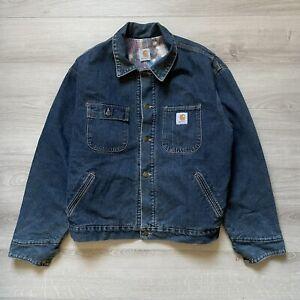 Carhartt vintage Made in USA Denim Jacket Men's