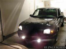 2001 2002 2003 2004 Toyota Tacoma Halo Fog Lamp Angel Eye Driving Light Kit