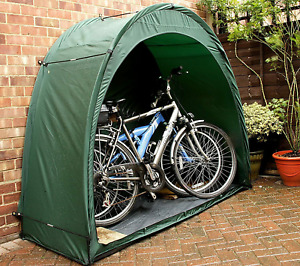 Bicycle Shelter Outdoor Bike Cave Garden Bike Storage Shed Tent Travel