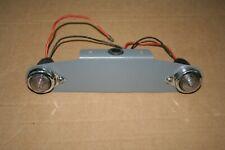 Sunbeam Alpine & Tiger License Plate Light OEM (Gray)