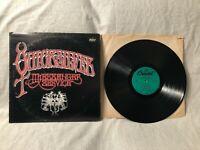 Quicksilver Messenger Service LP Vinyl Album Capitol Records SN-16089 EX/VG