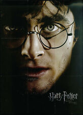 "HARRY POTTER & THE DEATHLY HALLOWS PART 2 Complete ""PUZZLE"" Chase Card Set"