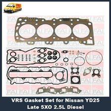VRS Cylinder Head Gasket Kit Nissan Navara Pathfinder YD25 Late 2.5 Ltr Diesel