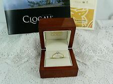 Clogau Princess Yellow Gold Fine Diamond Rings