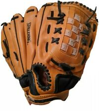 Spalding Baseball Glove Model 18442 11.5 Inches Hand Crafted Leather Laced