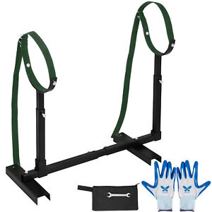 Fully Adjustable Grooming Breeding Stand Heavy Duty Stainless Steel Frame