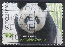 Australien gestempelt 60c Panda Pandabär Wildtier Natur Tierwelt Zoo / 1626