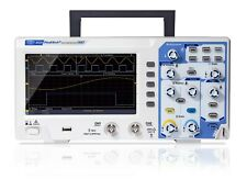 Peaktech P1337 Digital Storage Oscilloscope 100mhz 2 Channel 1 Gss Dso