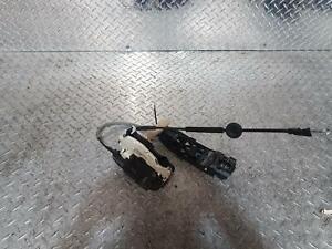 VOLKSWAGEN AMAROK LEFT FRONT DOOR LOCK, P/N 5N2837015F, 2H, 12/10-